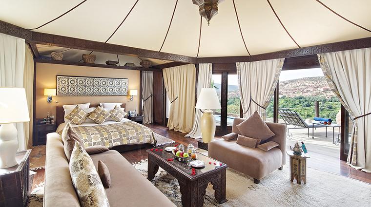 Property KasbahTamadotMarrakech Hotel GuestroomSuite BerberTentwithHotTub VirginLimitedEdition