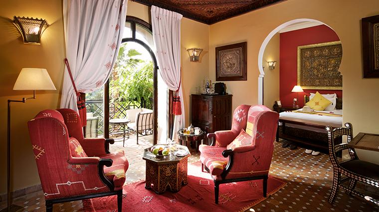 Property KasbahTamadotMarrakech Hotel GuestroomSuite DeluxeRoom VirginLimitedEdition