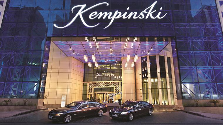Property KempinskiResidences&SuitesDoha Hotel Exterior Exterior KempinskiHotels