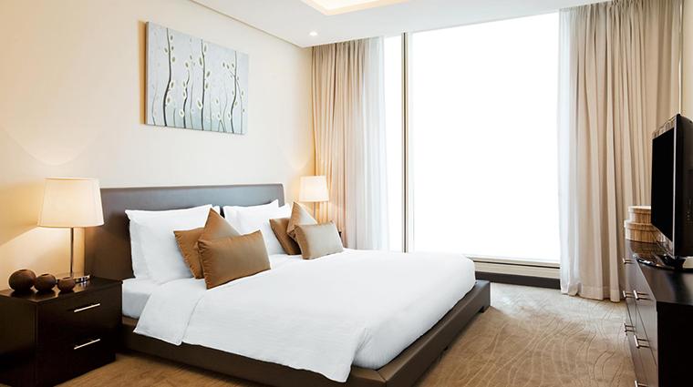 Property KempinskiResidences&SuitesDoha Hotel GuestroomSuite Premier1BedroomSuiteBedroom KempinskiHotels