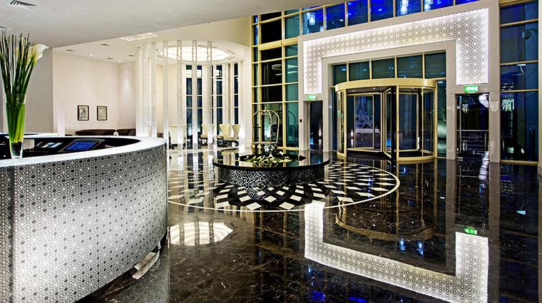 Property KempinskiResidences&SuitesDoha Hotel PublicSpaces Lobby KempinskiHotels