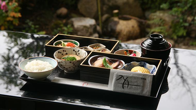 Property KyotoHotelOkura Hotel Dining JapaneseStyleBreakfast TheKyotoHotelLTD