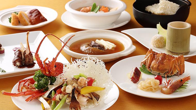 Property KyotoHotelOkura Hotel Dining TohLeeCuisine TheKyotoHotelLTD