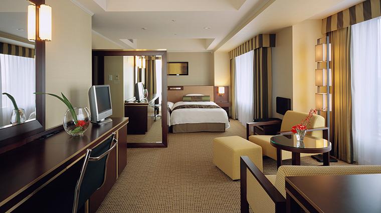 Property KyotoHotelOkura Hotel GuestroomSuite CornerDeluxeTwinRoom TheKyotoHotelLTD
