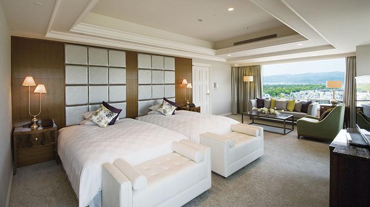 Property KyotoHotelOkura Hotel GuestroomSuite ImperialSuite TheKyotoHotelLTD