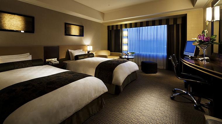 Property KyotoHotelOkura Hotel GuestroomSuite SuperiorTwinRoom TheKyotoHotelLTD