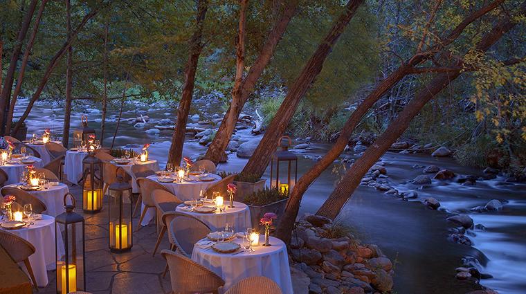 Property LAubergedeSedona Hotel Dining CressonOakCreek LAubergedeSedona