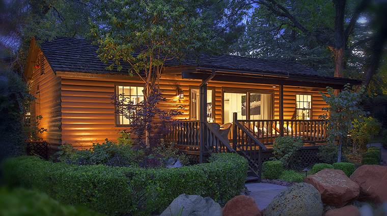 Property LAubergedeSedona Hotel GuestroomSuite CottageExterior LAubergedeSedona