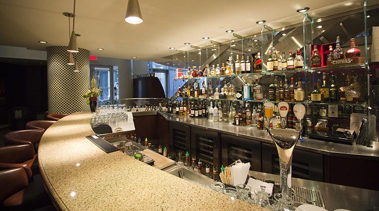 Property LaCoupole Restaurant 15 Style RestaurantBar CreditHotelLeCrystalMontreal
