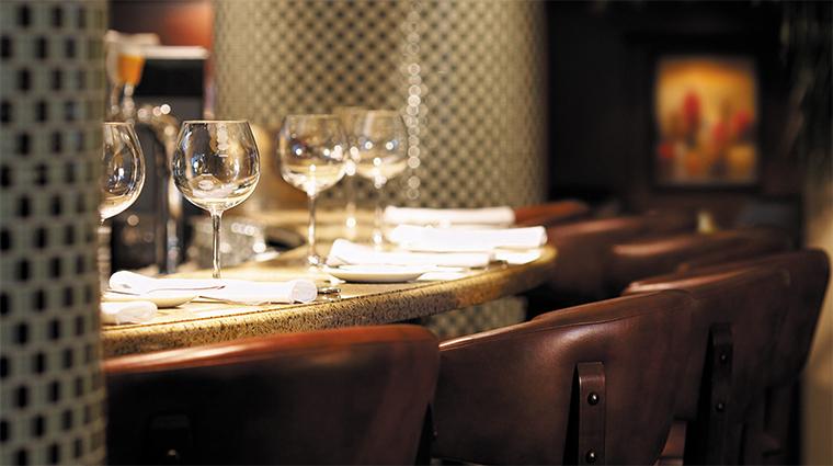 Property LaCoupole Restaurant 3 Style BarArea CreditHotelLeCrystalMontreal