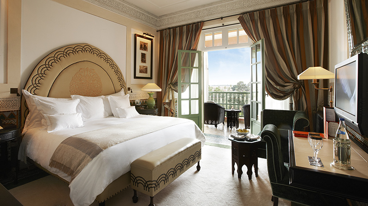 Property LaMamounia Hotel GuestroomSuite DeluxeAgdalRoom LaMamounia