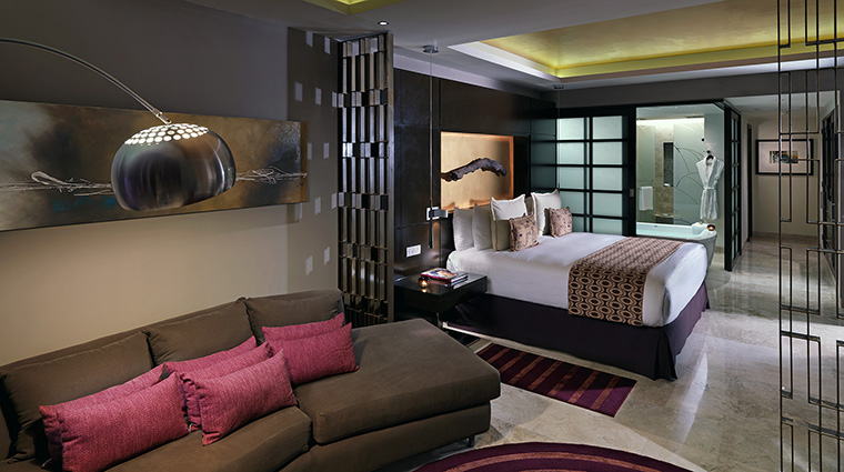 Property LaPerlaParadisusPlayadelCarmenLaPerla Hotel GuestroomSuite PresidentialSuite MeliaHotelsInternational