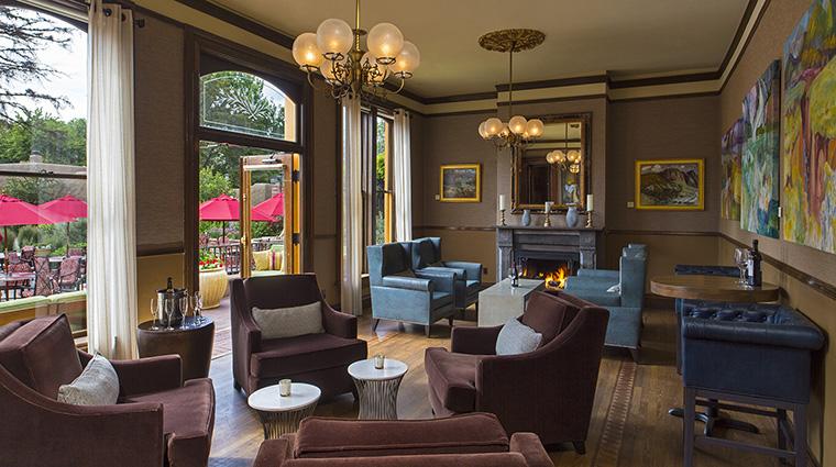 Property LaPosadadeSantaFe Hotel BarLounge StaabHouseBarSalon StarwoodHotels&ResortsWorldwideInc