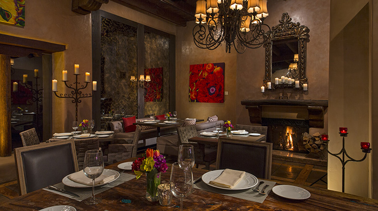 Property LaPosadadeSantaFe Hotel Dining JuliaRestaurant StarwoodHotels&ResortsWorldwideInc