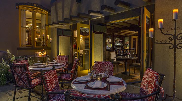 Property LaPosadadeSantaFe Hotel Dining VigaBar&Grill StarwoodHotels&ResortsWorldwideInc