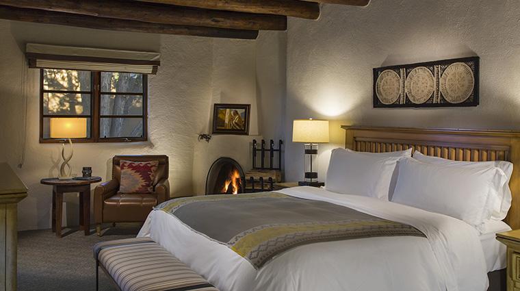 Property LaPosadadeSantaFe Hotel GuestroomSuite GuestRoomwithFireplace StarwoodHotels&ResortsWorldwideInc