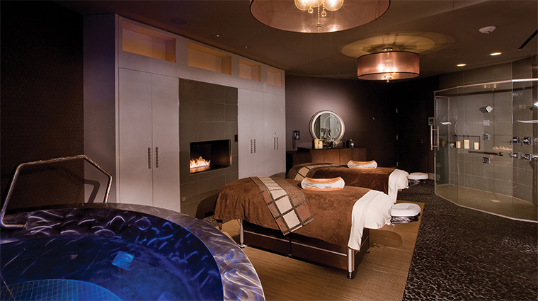 Property LaRiveSpa 1 Spa Style CouplesTreatmentRoom CreditNorthernQuestCasino