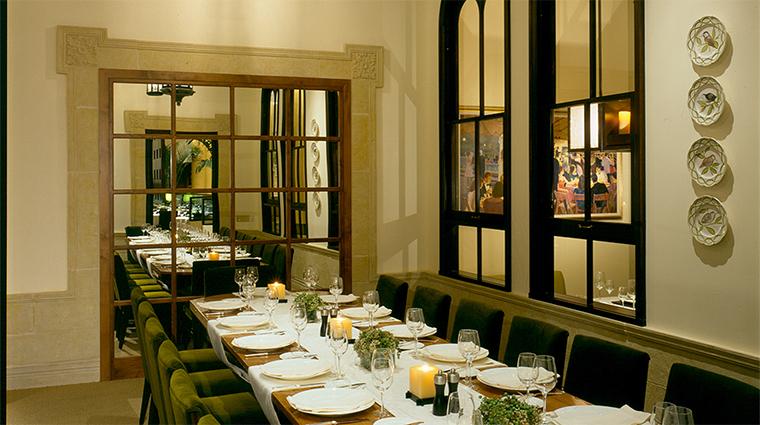 Property LacroixatTheRittenhouse 2 Restaurant Style LaSerrePrivateDiningRoom CreditMattWargo