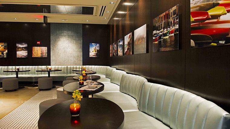 Property LanghamPlaceNewYork Hotel Dining AiFioriBarArea LanghamHotelsInternationalLimited