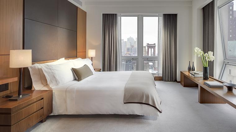 Property LanghamPlaceNewYork Hotel GuestroomSuite EmpireSuiteKing LanghamHotelsInternationalLimited