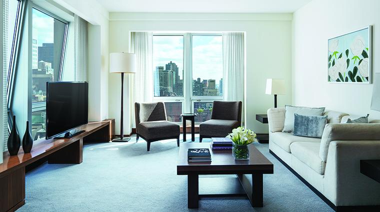 Property LanghamPlaceNewYork Hotel GuestroomSuite ResidenceSuite LanghamHotelsInternationalLimited