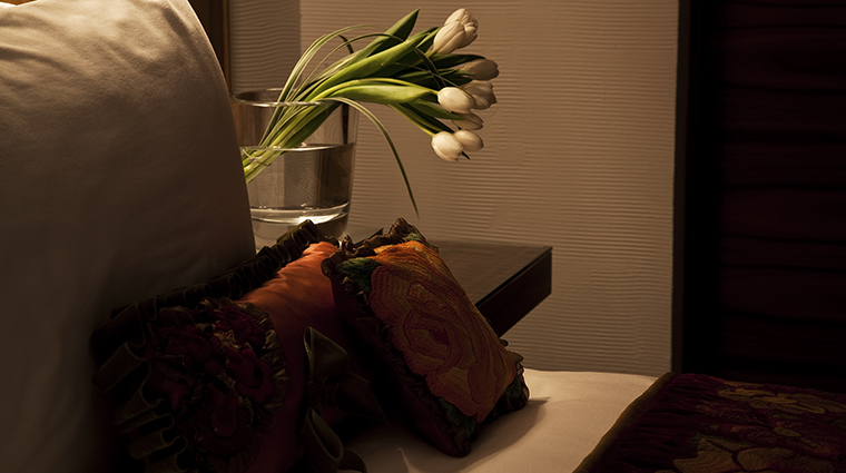Property LasAlcobasMexicoCity Hotel GuestroomSuite TurnDownService MarriottInternationalInc