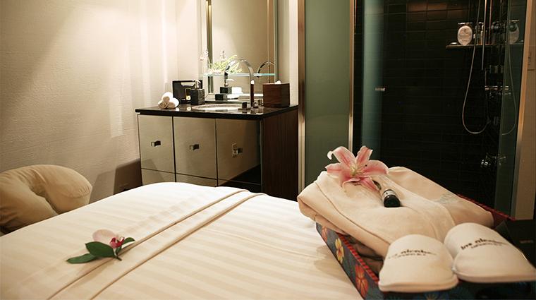 Property LasAlcobasMexicoCity Hotel Spa AuroraSpaTreatmentRoom MarriottInternationalInc