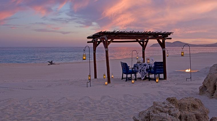 Property LasVentanasalParaisoRosewoodResort Hotel Dining BeachDining RosewoodHotelsandResortsLLC