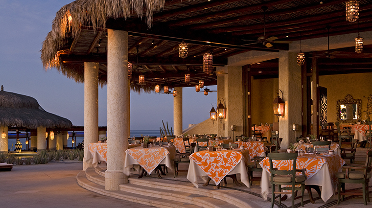 Property LasVentanasalParaisoRosewoodResort Hotel Dining TheSeaGrill RosewoodHotelsandResortsLLC
