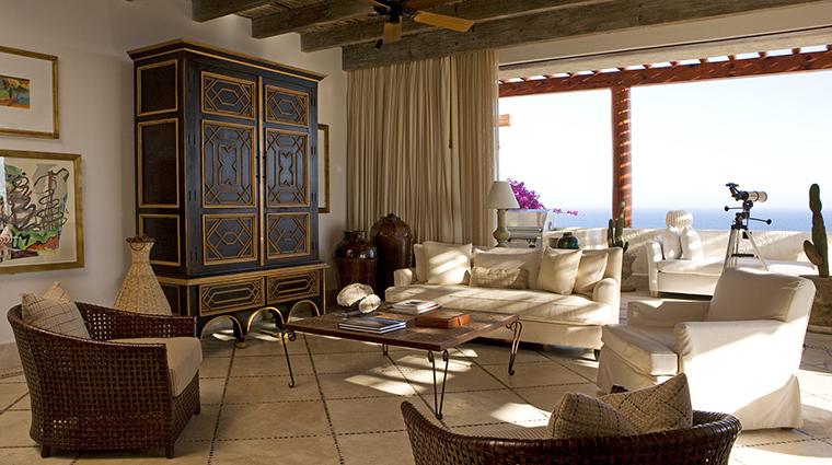 Property LasVentanasalParaisoRosewoodResort Hotel GuestroomSuite ResidenceLivingRoom RosewoodHotelsandResortsLLC