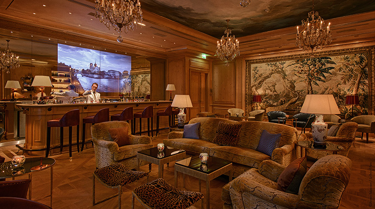 Property LeBristolParis Hotel BarLounge LeBarduBristol OetkerHotelManagmentCompany