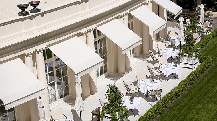 Property LeBristolParis Hotel Dining EpicureTerrace OetkerHotelManagmentCompany