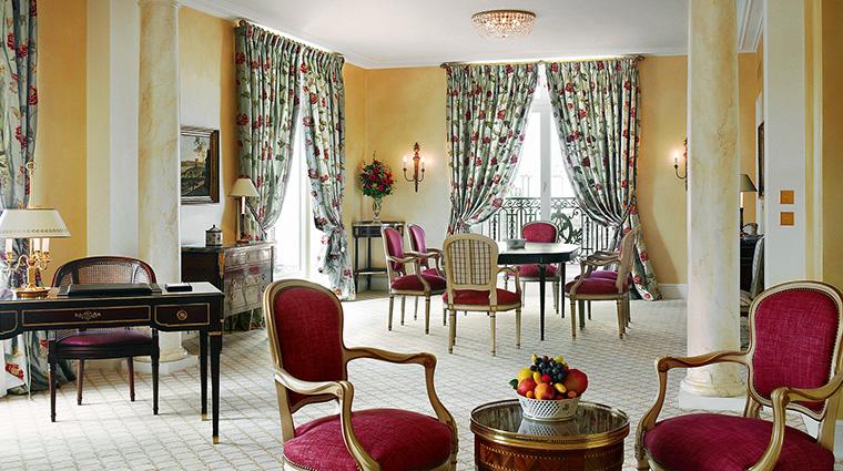 Property LeBristolParis Hotel GuestroomSuite ParisSuite OetkerHotelManagmentCompany