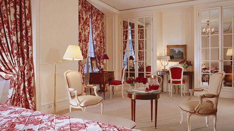 Property LeBristolParis Hotel GuestroomSuite PrestigeRoom OetkerHotelManagmentCompany