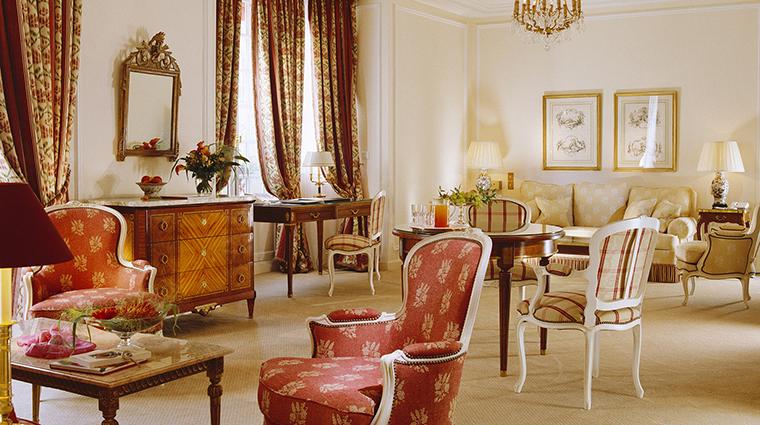 Property LeBristolParis Hotel GuestroomSuite SuiteElysees OetkerHotelManagmentCompany