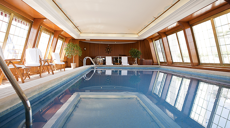 Property LeBristolParis Hotel PublicSpaces SwimmingPool OetkerHotelManagmentCompany