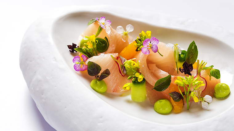 Property LeCirqueLasVegas Restaurant Dining JapaneseYellowtail MGMResortsInternational
