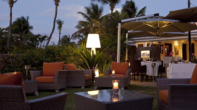 Property LeGuanahani Hotel Dining Bartolomeo LeGuanahani