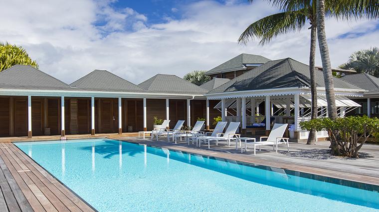 Property LeGuanahani Hotel Spa SwimmingPool LeGuanahani