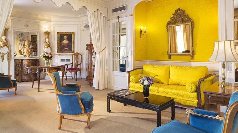 Property LeNegresco Hotel GuestroomSuite MarieAntoinetteSuiteSalon LeNegresco