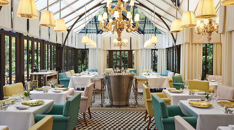 Property LeRoyalMonceau Hotel Dining IlCarpaccioInterior RafflesHotels&Resorts