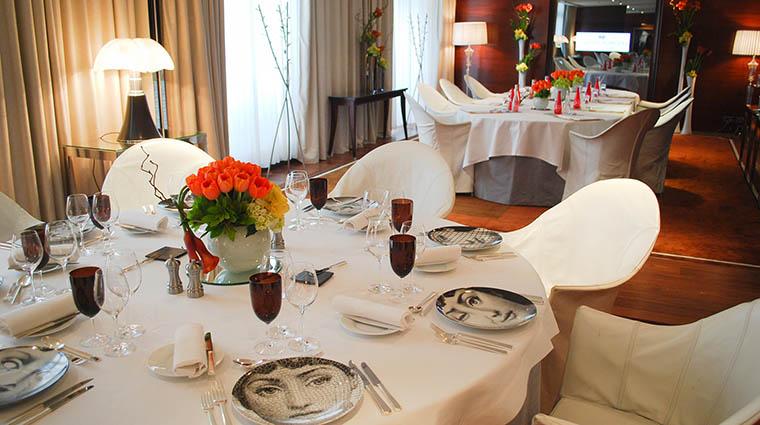 Property LeRoyalMonceau Hotel PublicSpaces MeetingRoomDinner RafflesHotels&Resorts