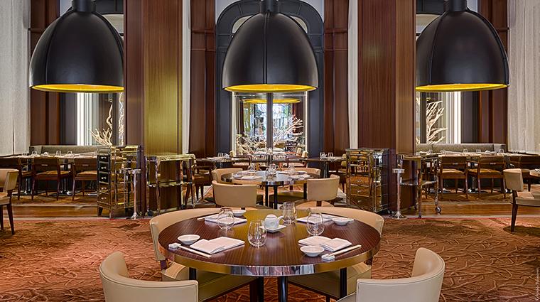Property LeRoyalMonceauRafflesParis Hotel Dining MatsuhisaDiningRoom LeRoyalMonceauRafflesParis