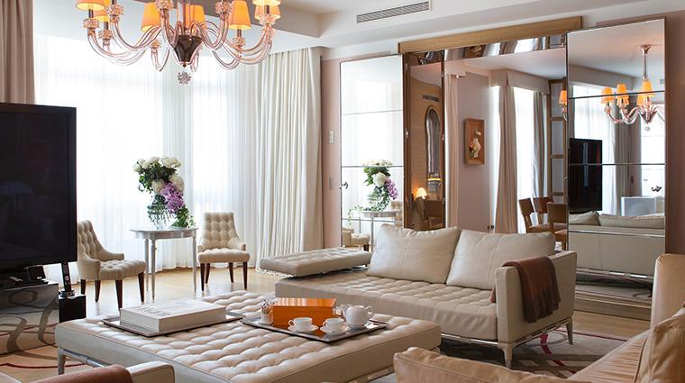 Property LeRoyalMonceauRafflesParis Hotel GuestroomSuite SuiteKatara LeRoyalMonceauRafflesParis