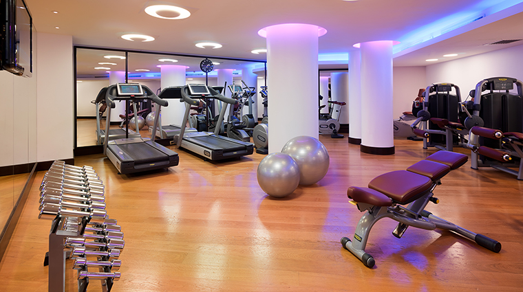 Property LeSpabySisley Spa FitnessRoom DorchesterCollection