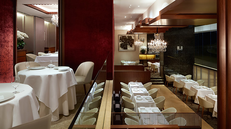 Property LesAmis Restaurant Dining InteriorMezzanine LesAmisGroup