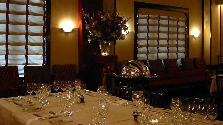 Property LesNomades Restaurant Dining DiningRoom LesNomades