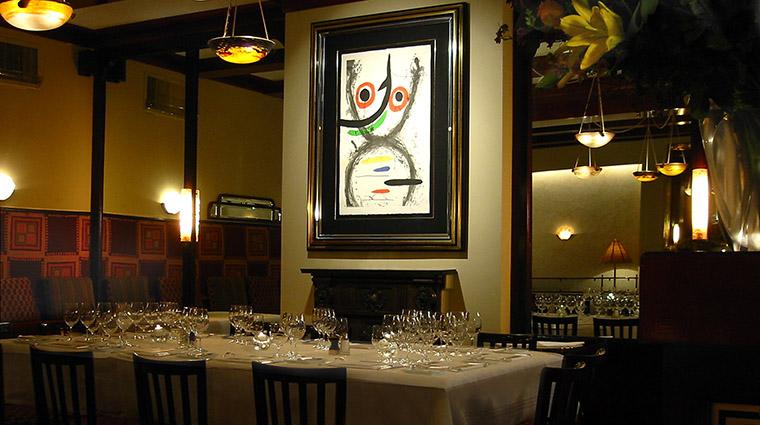 Property LesNomades Restaurant Dining SecondFloorDiningRoom LesNomades