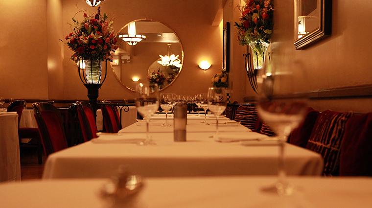 Property LesNomades Restaurant Dining TableSettings LesNomades