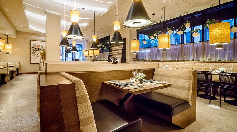 Property LittlePark Restaurant Dining DiningRoom NoHoHospitalityGroup